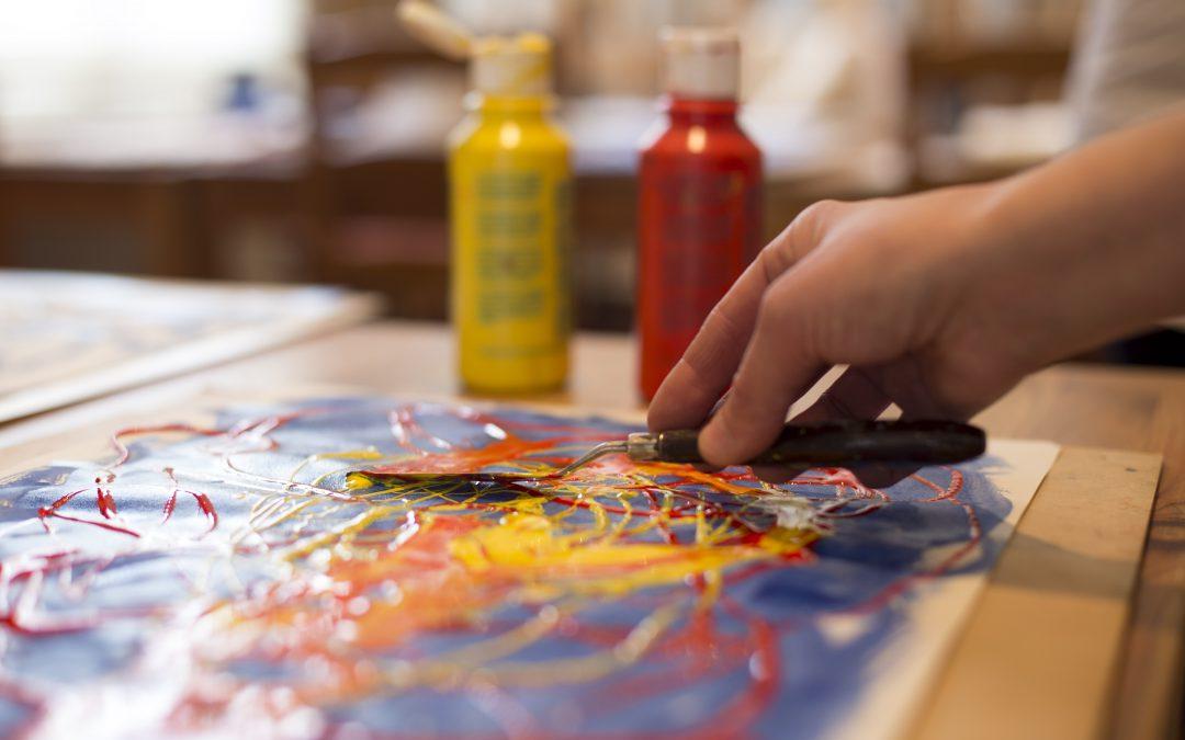 Nieuw! Tiki-jaar 3: Beeldende Kunstreis – De wereld die in mij woont